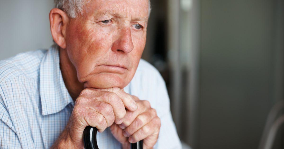 Bolile batranetii: depresia